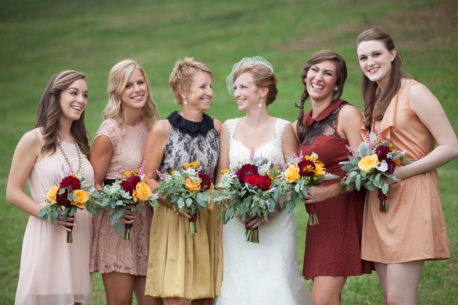 3ce506dc5ac Bridesmaid Dresses For October Wedding On Wedding Dresses With –  Emasscraft.org