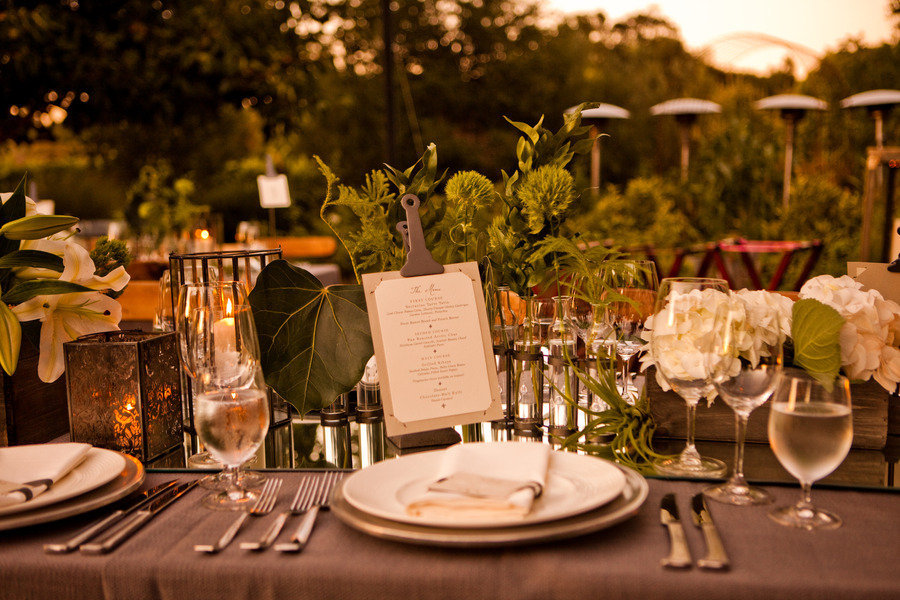 Burlap Lace Wedding Reception Decor Rustic Elegant Neutral Tones ...