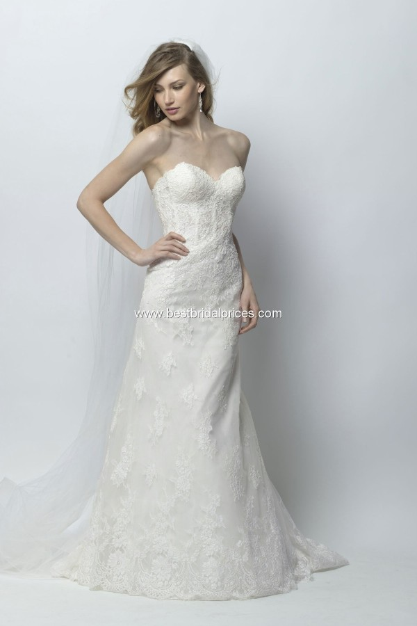 Lace Corset Top Wedding Dress