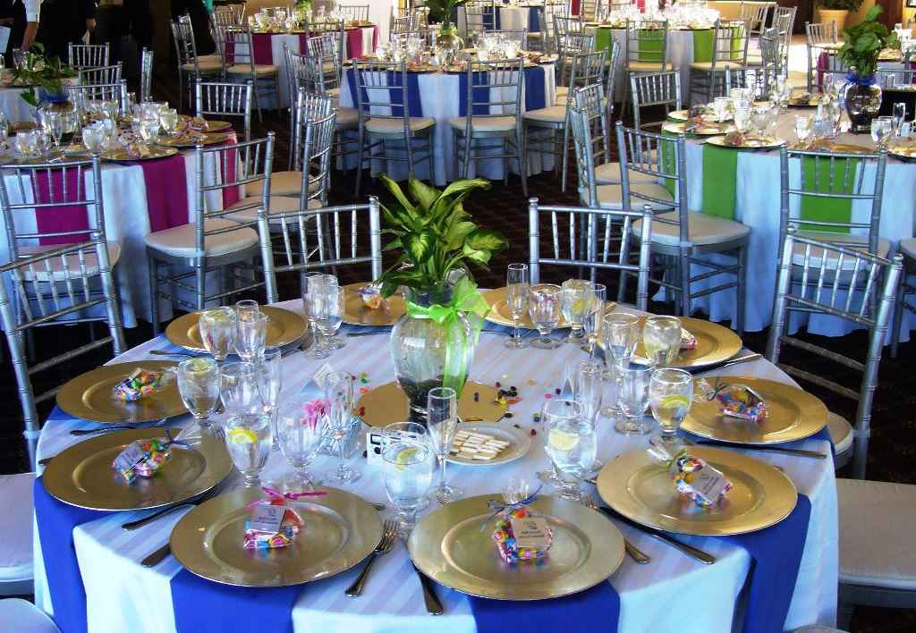 how to decorate wedding tables cheap affordable wedding ideas 4925