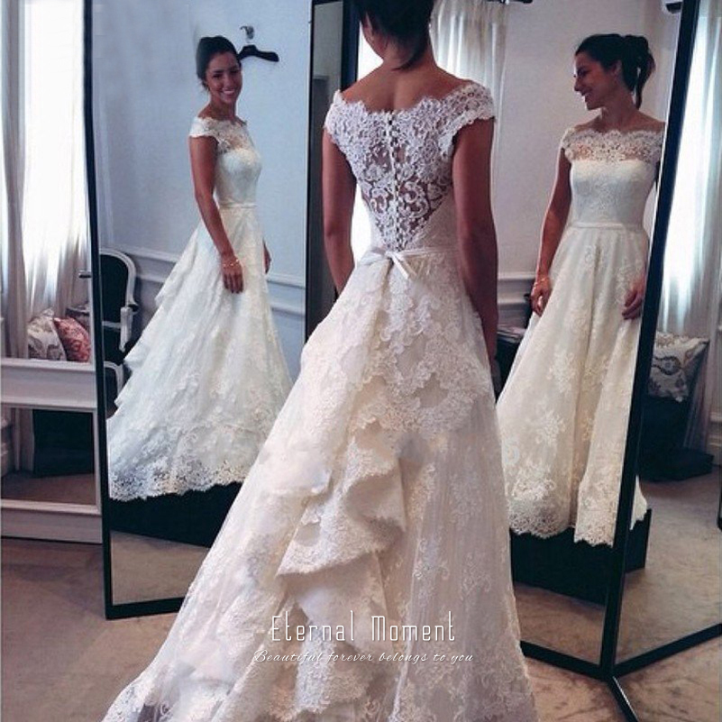 Western Wedding Gowns