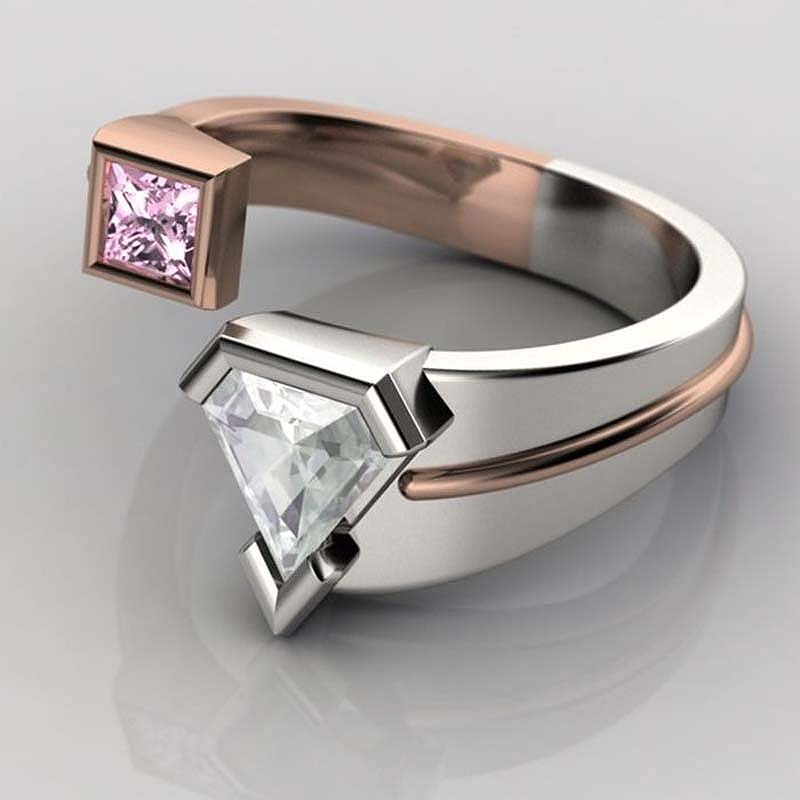 cool wedding rings - Awesome Wedding Rings