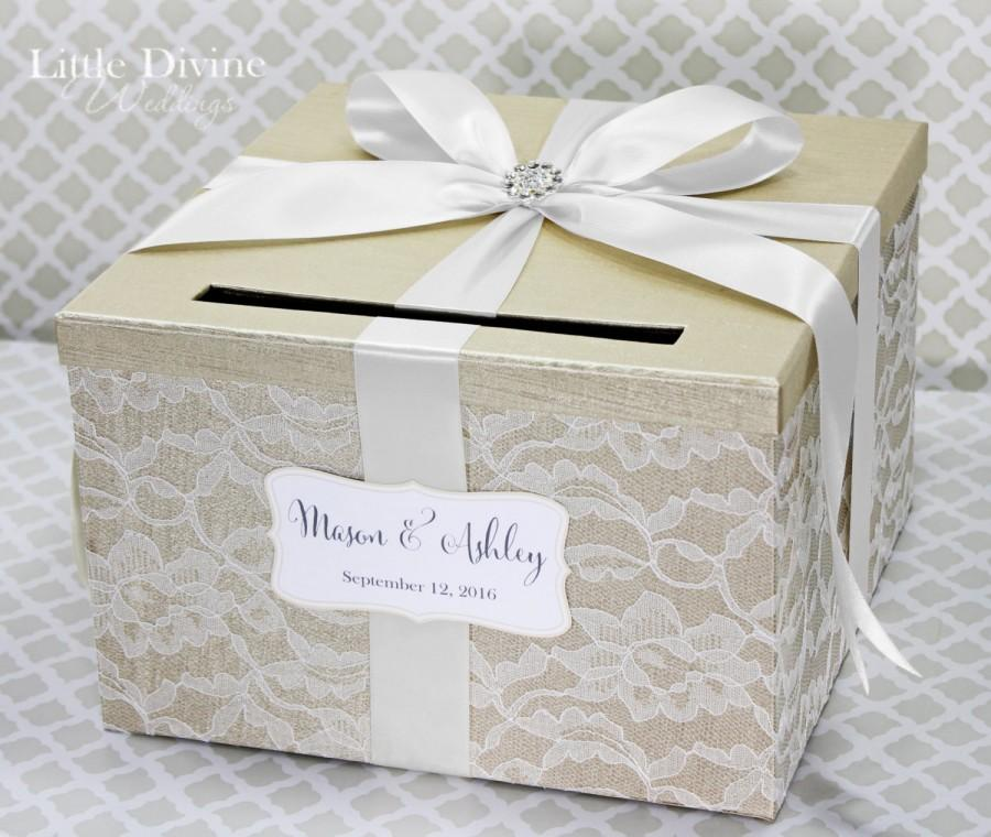 Decorate Wedding Gift Card Box Decoration For Home