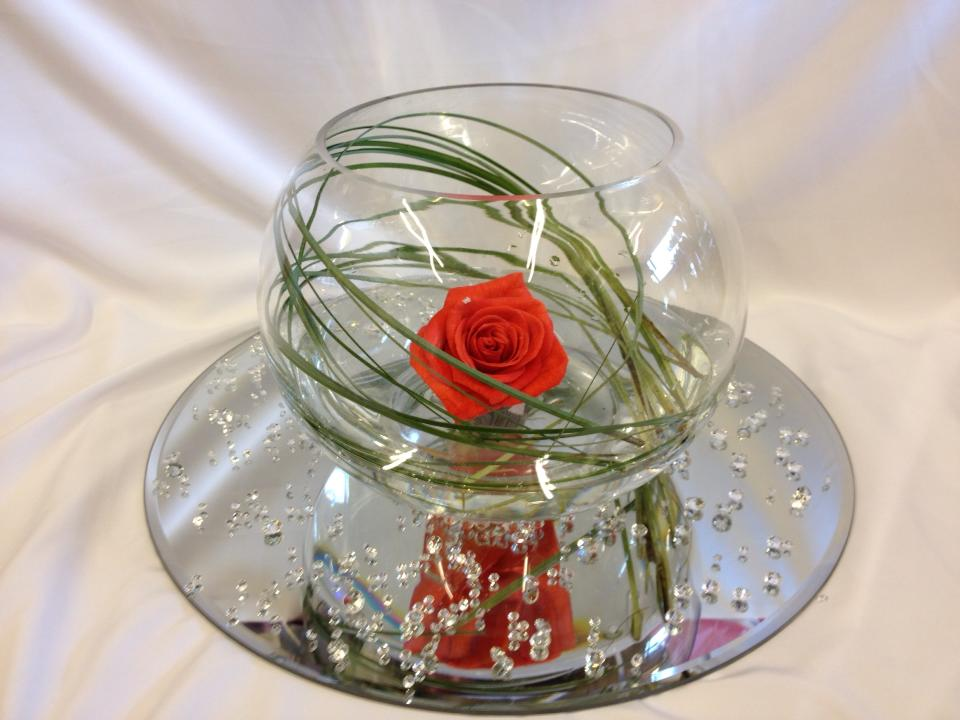 Goldfish Bowl Decoration Ideas Simple Best Fish Bowl Wedding Centerpiece Images  Styles & Ideas 2018 Decorating Inspiration