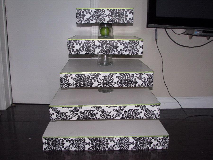Wedding Cupcake Holder Ideas