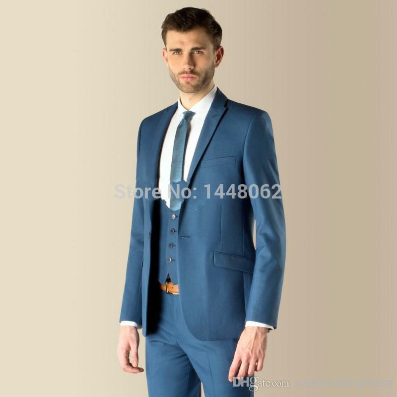 Mens Modern Wedding Suits