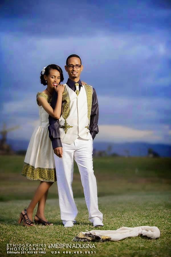 Habesha Dress For Wedding