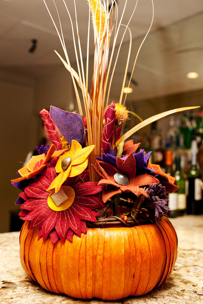 Wedding centerpieces ideas for fall