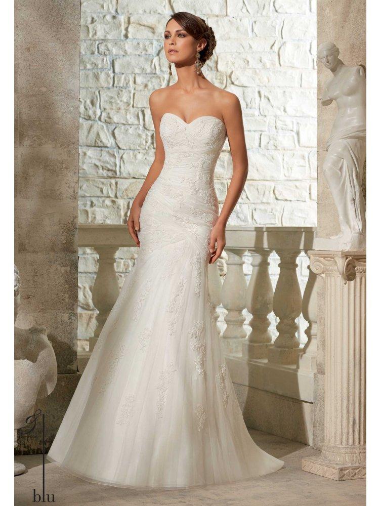 Fishtail Wedding Dresses Uk