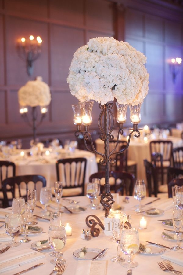 Wedding Centerpieces Candles And Flowers Image Collections Wedding