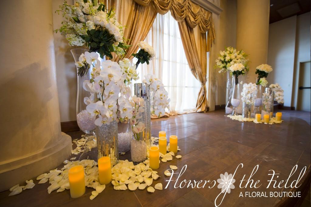 Flowers Of The Field Celebrates Robert Cheryl S Wedding