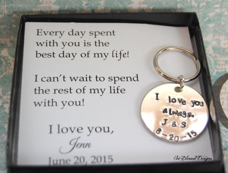 Wonderful Wedding Gifts For The Bride And Groom To Exchange Together With 18 Of Cutest