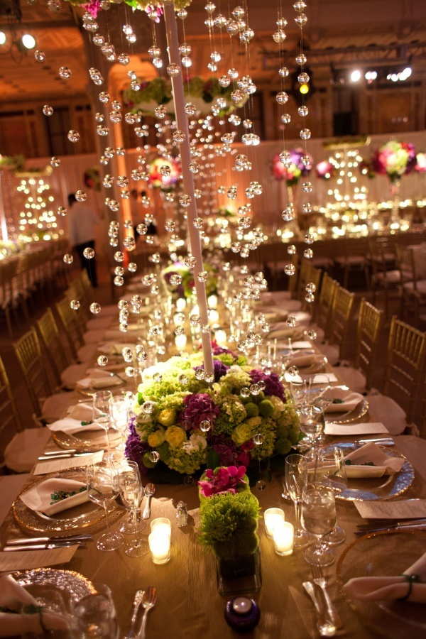 Wedding decoration ceiling hanging crystals for wedding decorations wedding decorating junglespirit Image collections