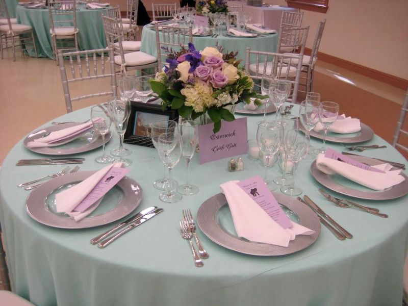 Lilac table decorations wedding tables junglespirit Choice Image