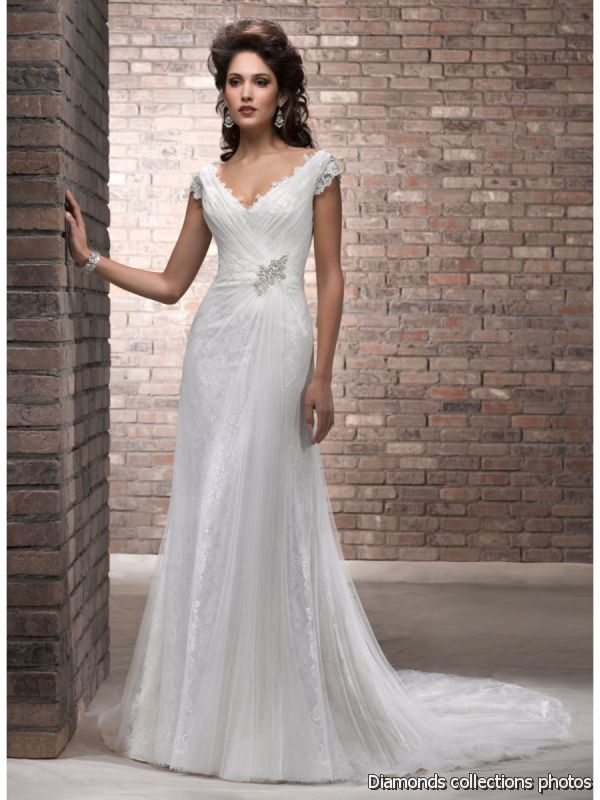 Older Bride Wedding Dresses - Ocodea.com