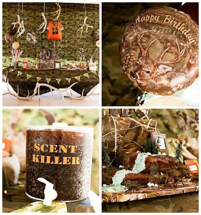 Hunting Themed Wedding Ideas