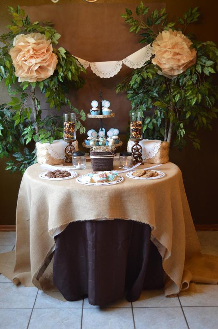 Western Wedding Reception Decorations Ideas Decoration