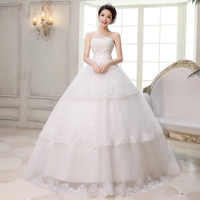 Korea Wedding Dress - Korean Wedding Dress
