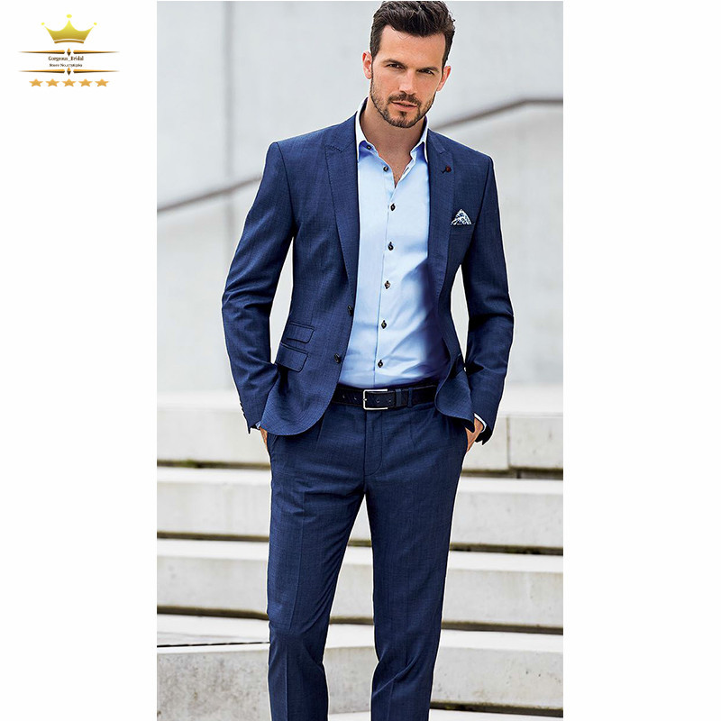 What Color Shoes With Navy Suit For Wedding