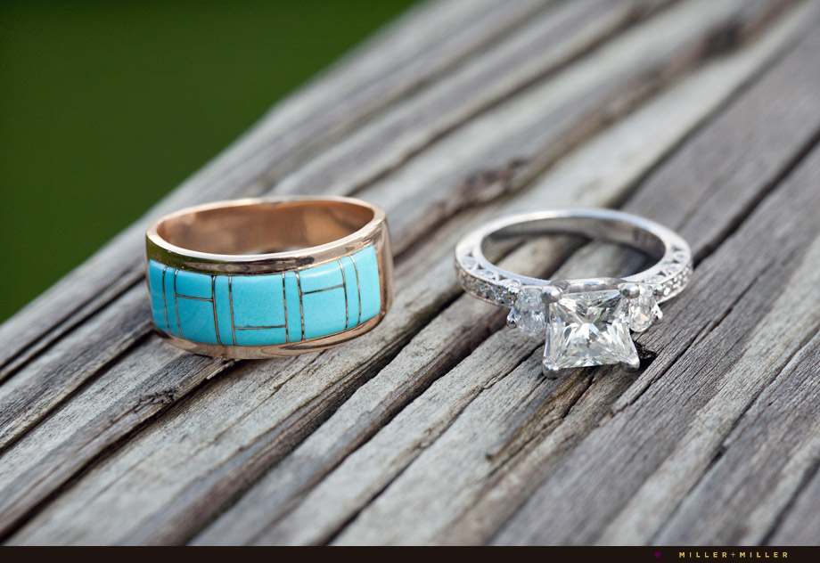 Native American Wedding Rings