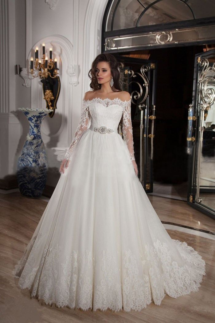Beautiful Country Inspired Wedding Dresses Images - Styles & Ideas ...