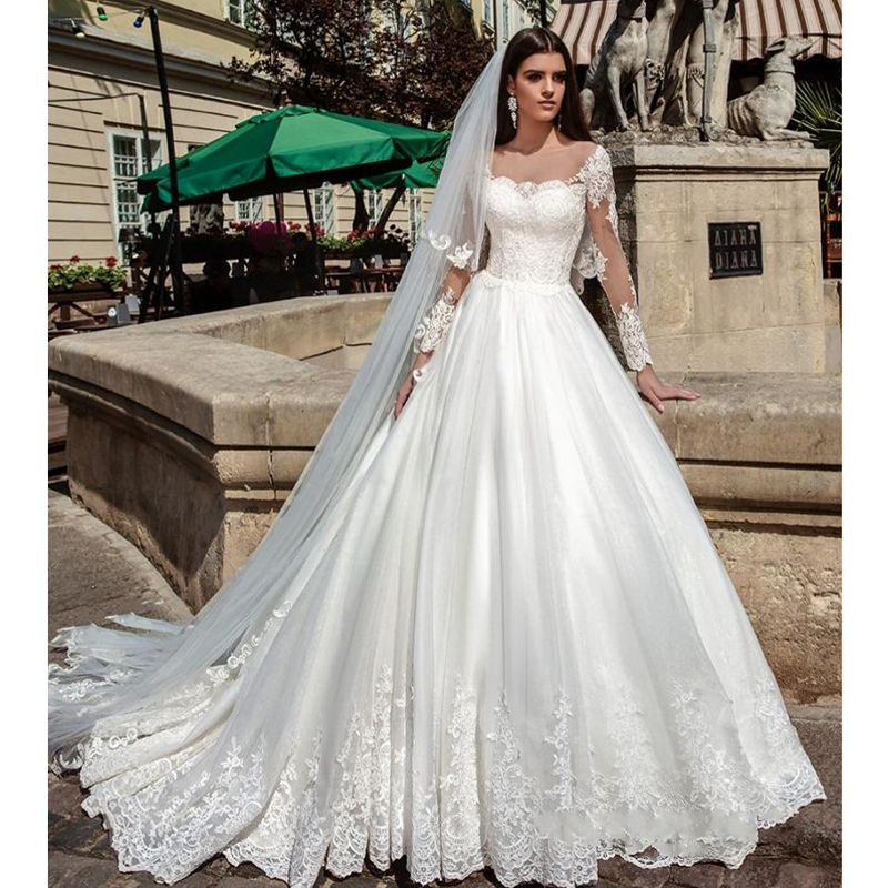 Beautiful Princess Wedding Gowns: Pretty Wedding Dress