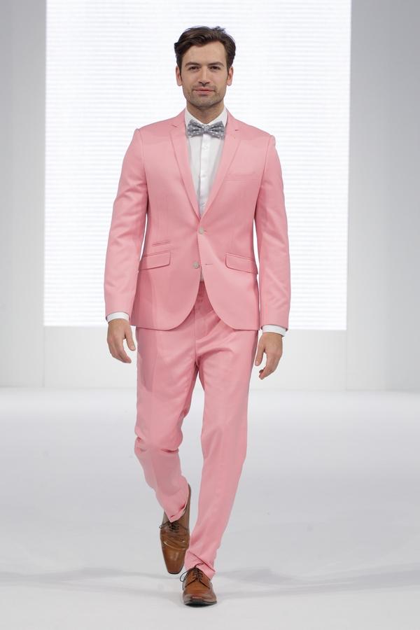 Wedding Suit Pink