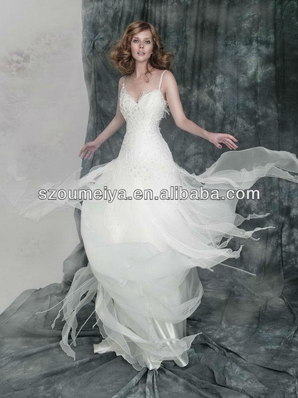 Fairy Style Wedding Dresses Fashion Dresses
