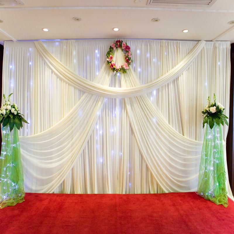 Wedding Backdrops: Backdrop Fabric For Weddings