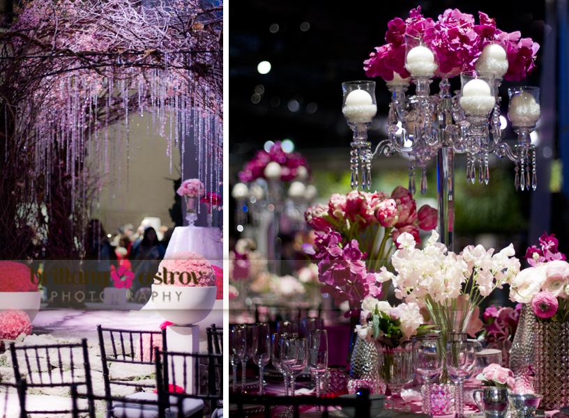 Purple And White Wedding Ideas