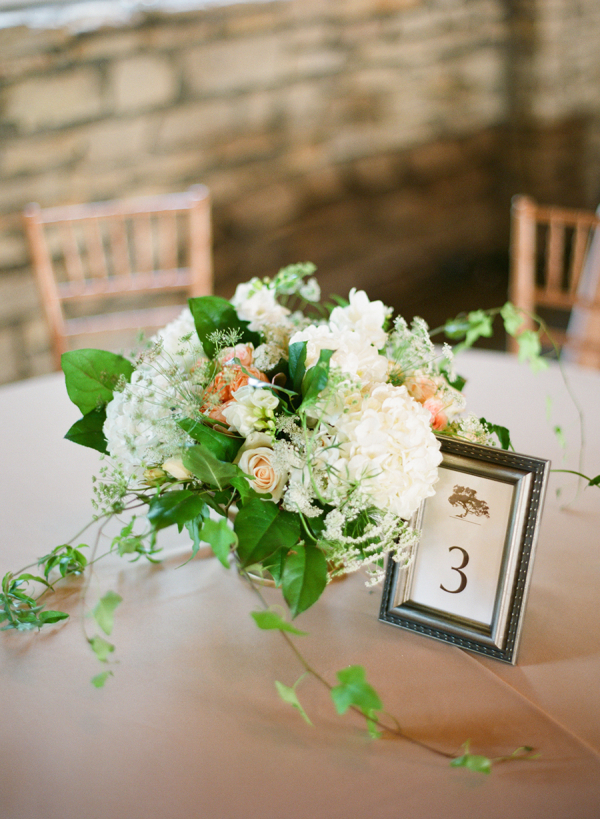 Greenery For Wedding Centerpieces