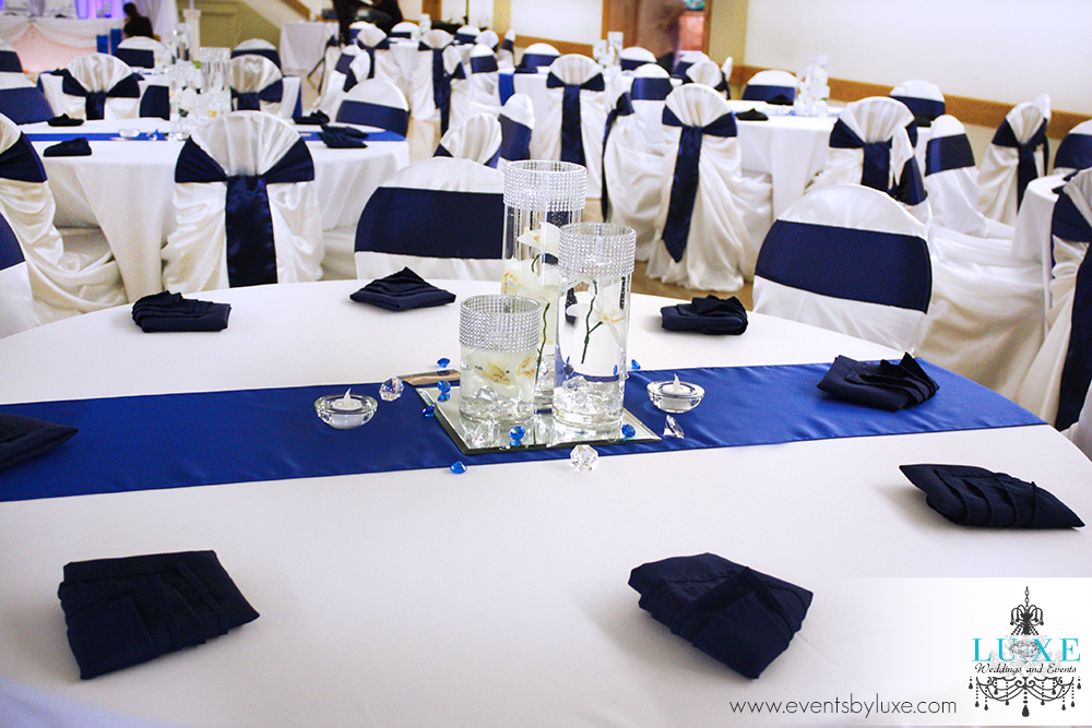 Blue And White Wedding Decorations Image Collections Wedding