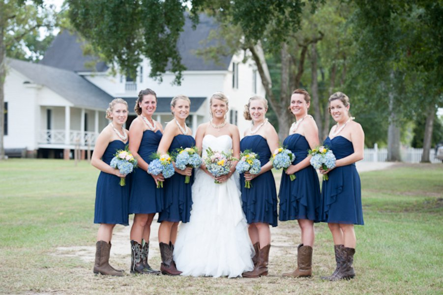 Southern Style Wedding Dresses Country