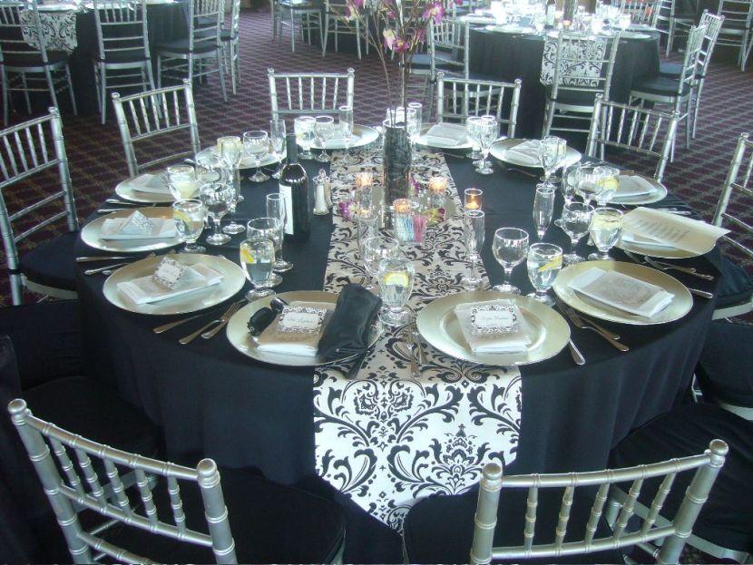 teal and black wedding theme. Black Bedroom Furniture Sets. Home Design Ideas