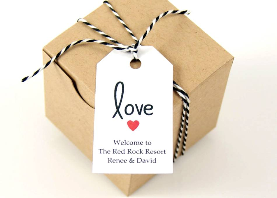 Wedding Favour Gift Tags: Sayings For Wedding Favors Tags