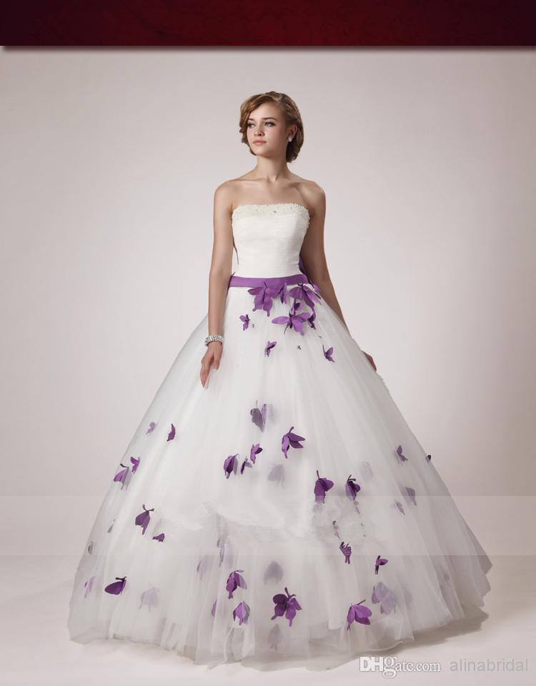 Erfly Wedding Dress