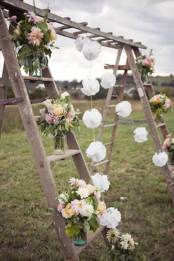 Vintage wedding decor pinterest vintage outdoor wedding decorations on decorations with fairytale junglespirit Choice Image