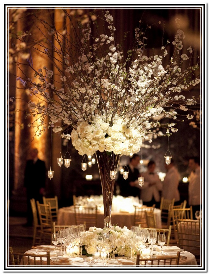 Wedding Centerpieces With Candles Images Wedding Decoration Ideas