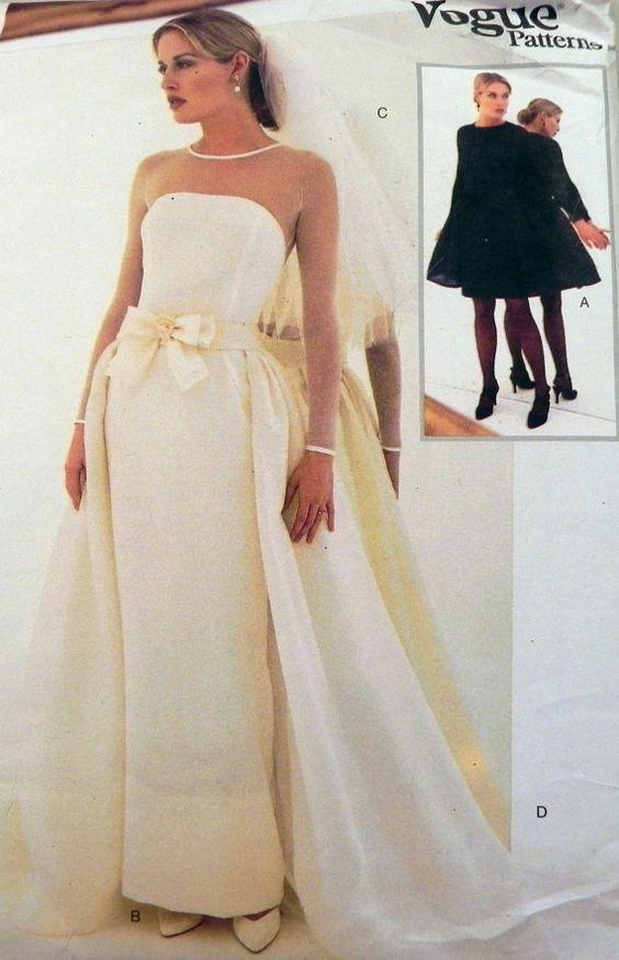 Wedding Dress Patterns To Sew Vera Wang
