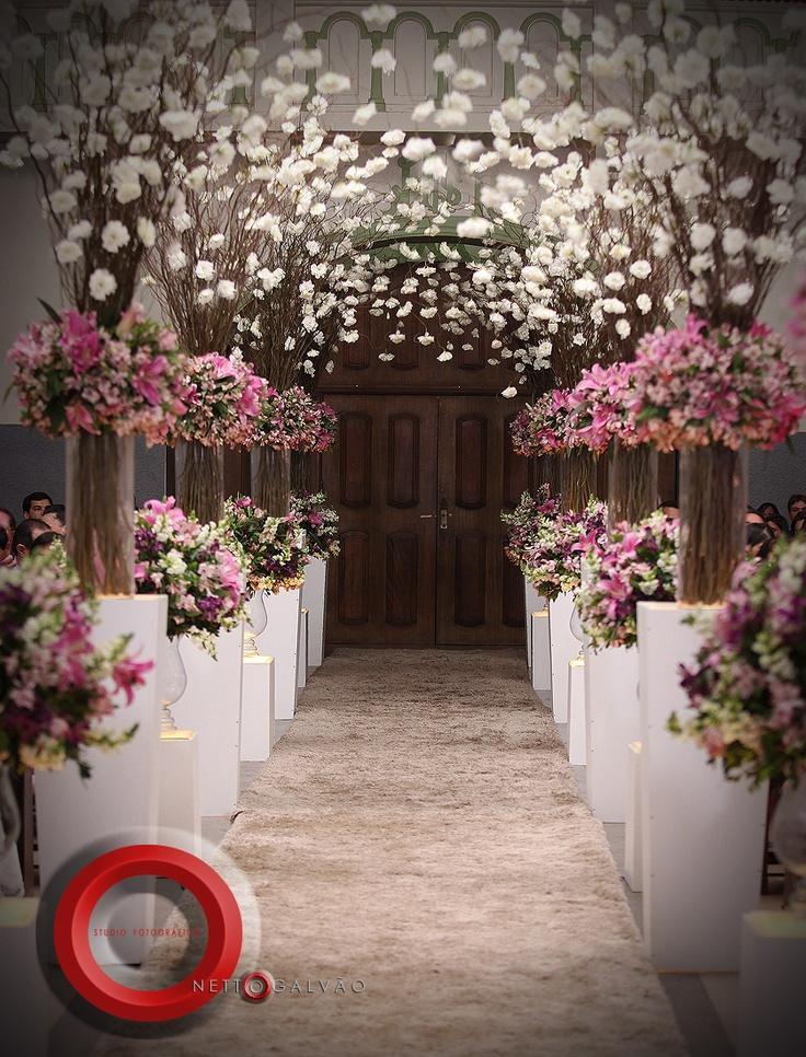 Wedding Pathway Decorations