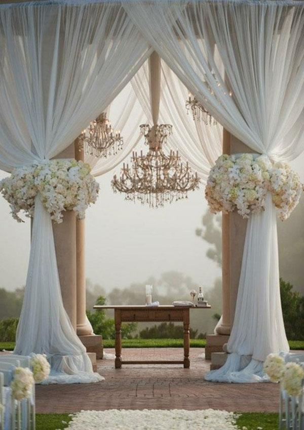 Wedding arch decorating ideas junglespirit Image collections