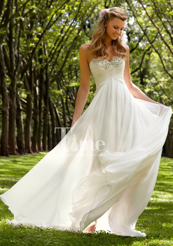 Dress For Outdoor Fall Wedding