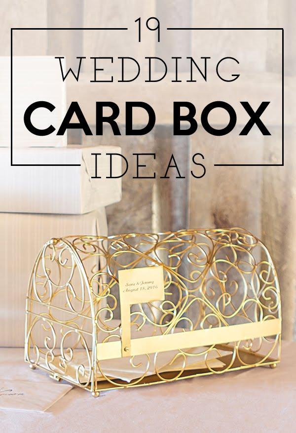 Wedding Card Holders – Birdcage Wedding Card Box
