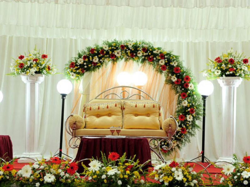 Wedding Stage Decoration As Wedding Decoration Ideas And