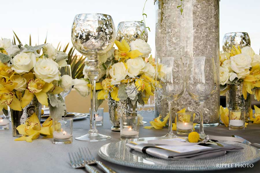 Yellow and gray wedding decorations junglespirit Image collections