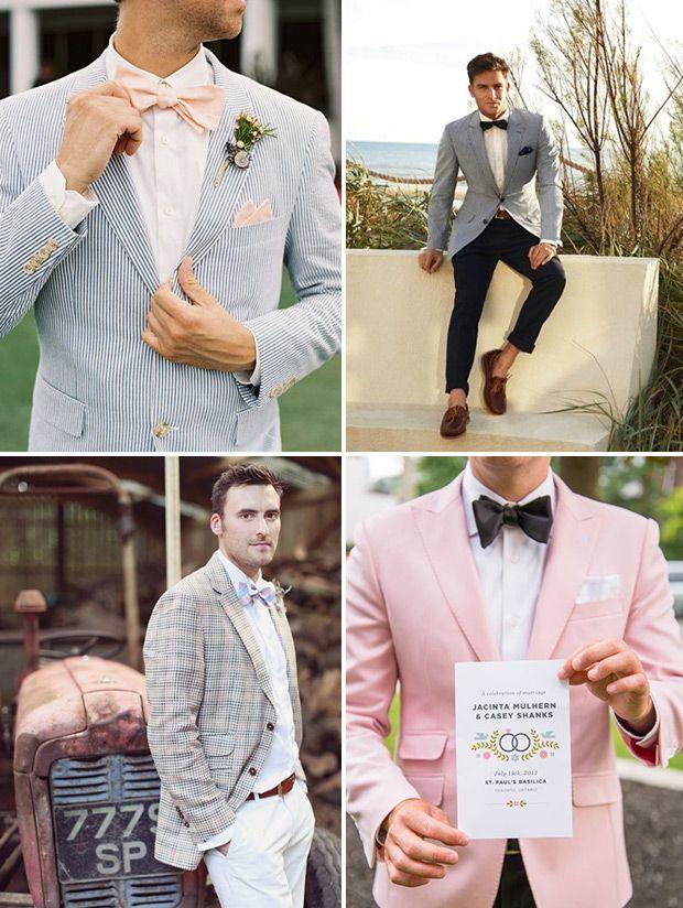 Summer Wedding Suit Ideas