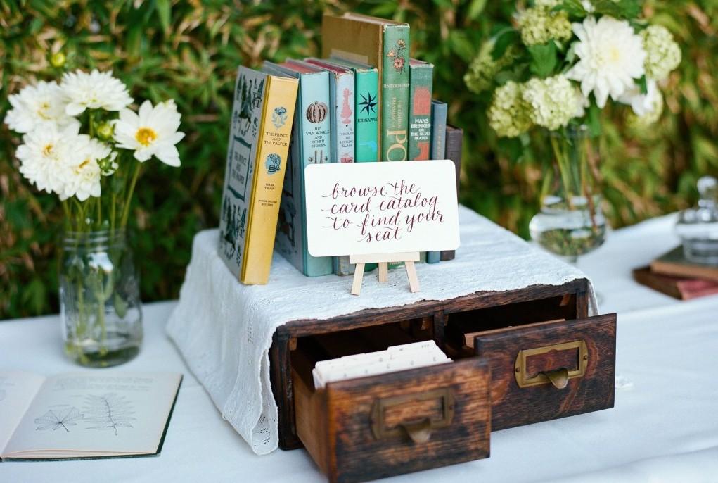 Storybook Themed Wedding