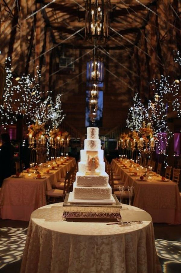 Rustic Wedding Receptions