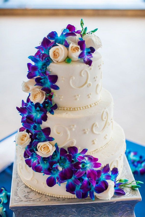 Blue And Purple Wedding Ideas Wedding Decor Ideas