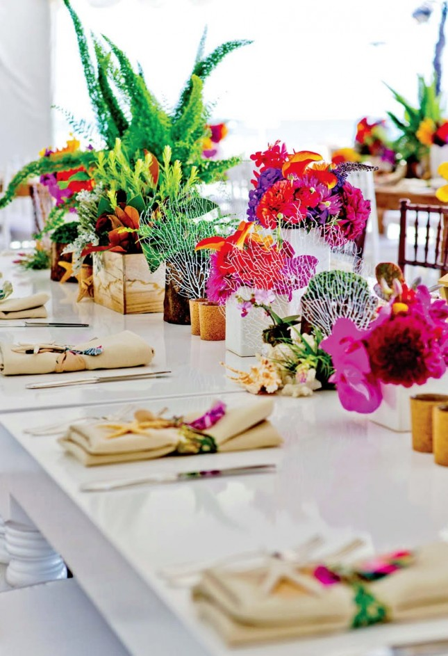 Tropical Themed Weddings 15 Unique Ways To Plan A